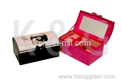 Paper box show box eco friendly box fanshion cosmetic box