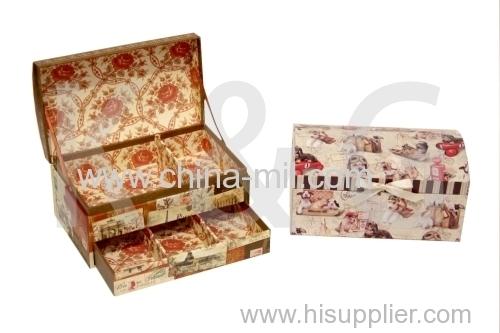 Paper box eco friendly box show box
