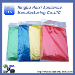 useful durable disposable raincoat