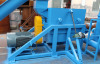 PET Flakes Dewatering Machine
