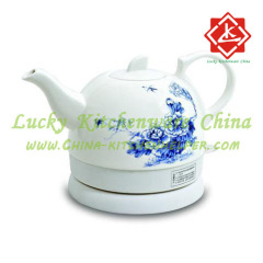 Electric ceramic water kettle