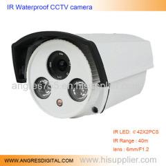 array ir 1200tvl bullet outdoor camera