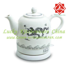 Electric ceramic kettle 1.5L
