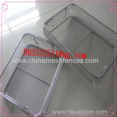 stainless steel Medical disinfecting basket