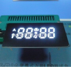 White led display; white timer display;custom oven timer;white 7segment