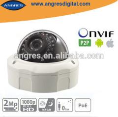 1080P HD Waterproof CCTV Network Camera IP Camera with POE