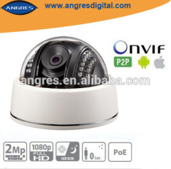 H.264 Day and Night Dome Indoor onvif cctv ip camera