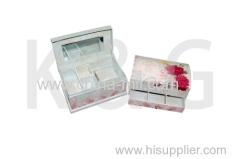 cosmetic box colorful box mirror box