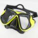 PVC swim diving mask