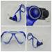 Underwater lens professional scuba diving mask