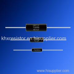 Precision Metal Film Resistor-2