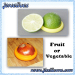 silicone fruit & vegetable storage set supplier in china