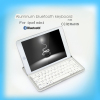 Rechargeable aluminum bluetooth keyboard