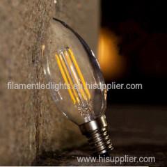 2w filament led lamps