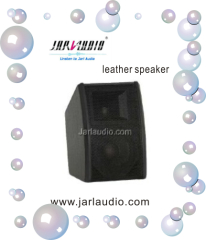 2-Way PA Leather Speaker