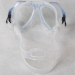 Newest design silicone swimming goggle/diving mask