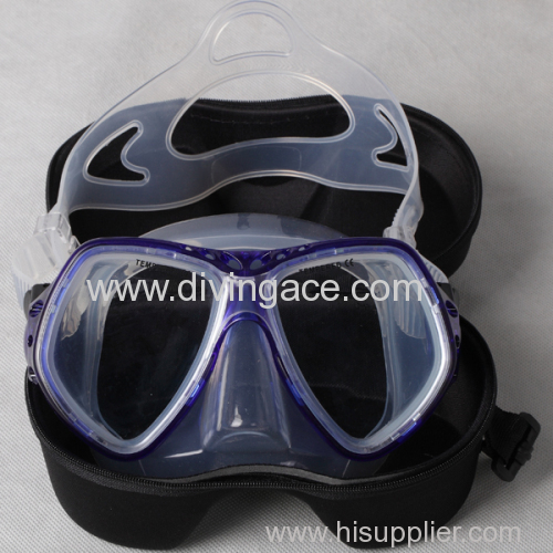 Price cheap wholesale silicone diving mask