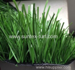 Greenish Artificial Grass Used For Football Field