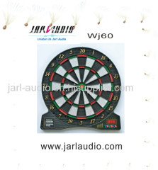 Popular Electronic Dart board with dart tips