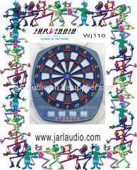 advanced electronic dart board