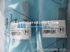 Common Rail Injector Valve F00RJ01657