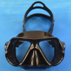two lenses adult diving mask