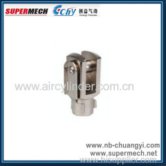 YC-80 YC-100 M20*2 Rod clevis with lock Fork Joint China Munfuacture