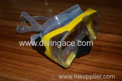 Fashionable Pvc diving goggles