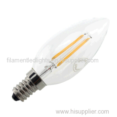 4w filament led lamps