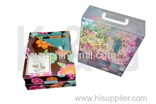 Storage box Printed gift box
