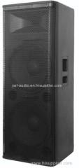 YSR dual 15 inch painted speaker