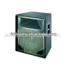 molded cabinet wooden speaker