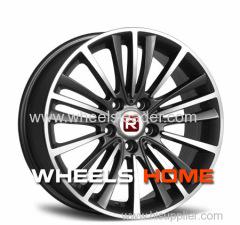 Replica wheels for BMW
