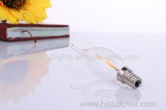 2W LED Filament Bulb