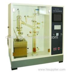 LCD Vacuum Distillation Apparatus