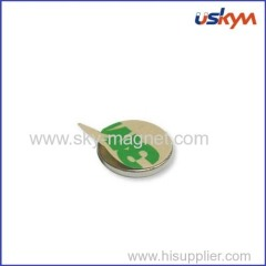 Customized super 3M adhesive magnet