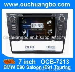 Ouchuangbo auto DVD player for BMW E93 Cabriolet 2005-2012