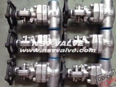 Super-Duplex(F53) Forged Gate Valve