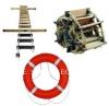 wharf ladder,gangway ladder,rope pilot ladder for ship