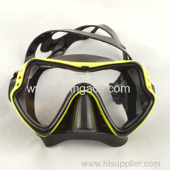Frameless Scuba Diving Mask