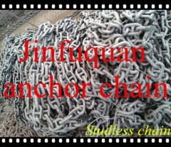 U2 Studless Link Anchor Chain fishing