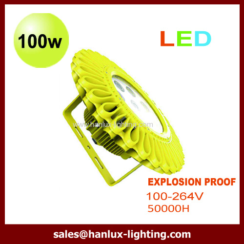 pendant 100W LED explosion proof light