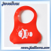 cute Silicone baby bibs in china