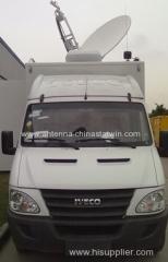 1.8meter carbon fibre vehicle mounted antenna