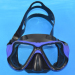 Popular scuba two lens swimming mask