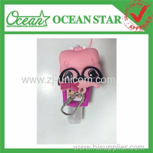 29ml 3d cartoon hand sanitizer alcohol
