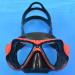 Genuine fashion rubber diving mask