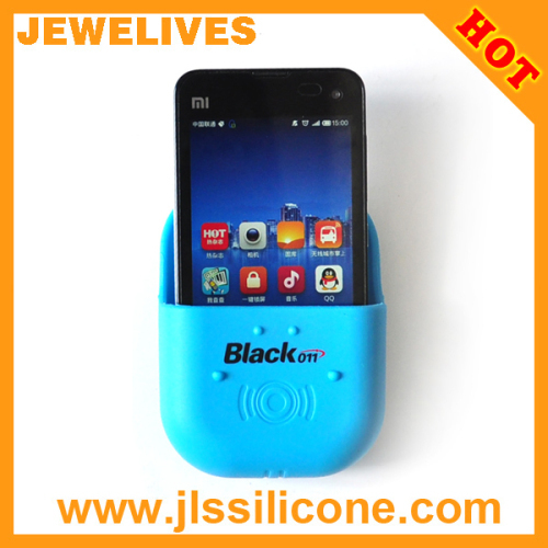 cute silicone phone stand holder supplier