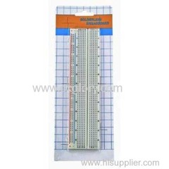 730 Points Solderless Breadboard