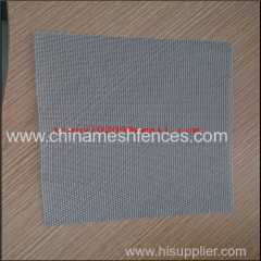 11 Mesh 0.9mm Stainless steel Bullet Proof Security Window Screen